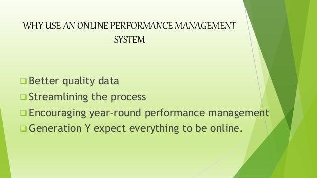 Performance management Slide 3
