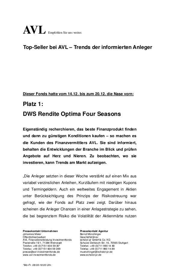 Pressekontakt Unternehmen Pressekontakt Agentur Johannes Meier Bernd Münchinger Öffentlichkeitsarbeit Geschäftsführer AVL ...