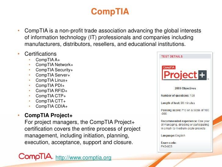 Pm Certifications It Project Management Postgraduate 20101006 Ramonco