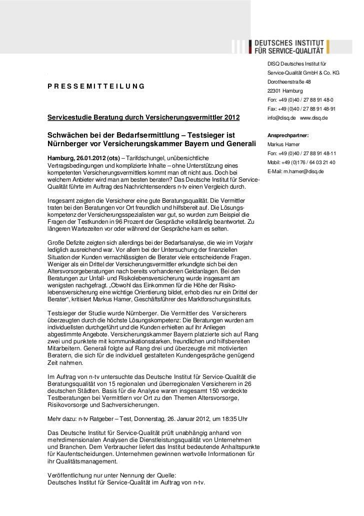 DISQ Deutsches Institut für3                                                                                      Service-...
