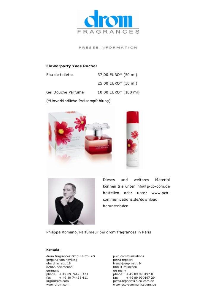 PM_drom_Flowerparty Yves Rocher.pdf Slide 2