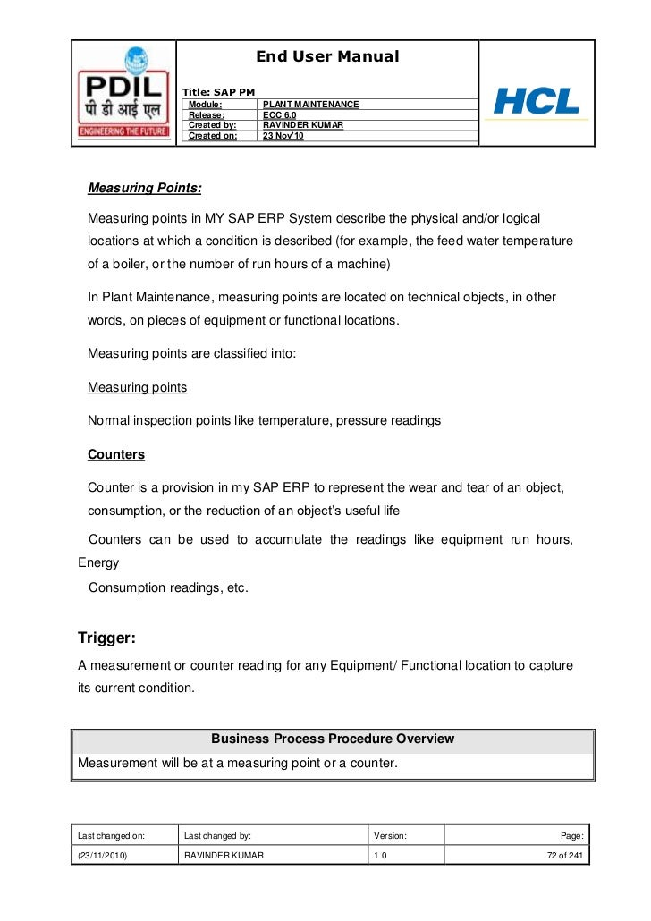 pm end user manual rh slideshare net sap end user manual pdf sap end user manual pdf