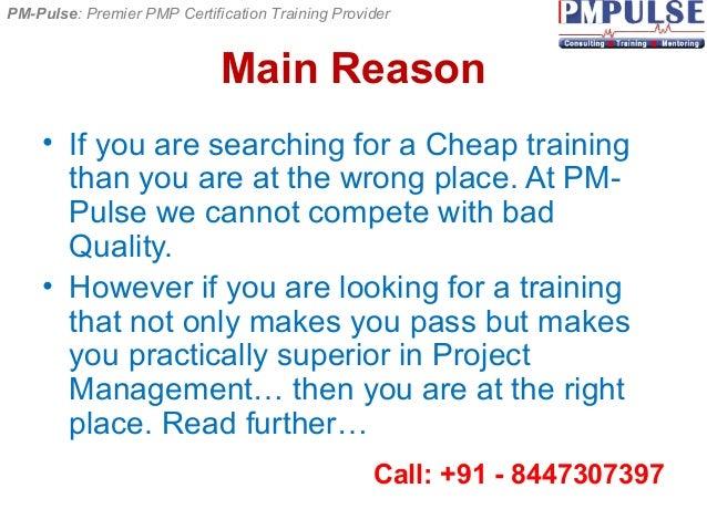 PMP Training Delhi