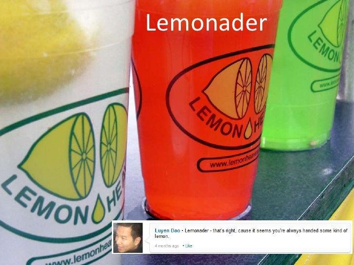 Lemonader<br />