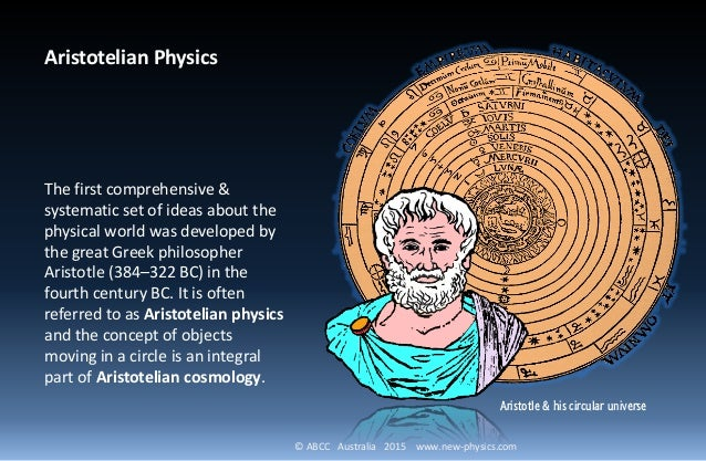 physics aristotle
