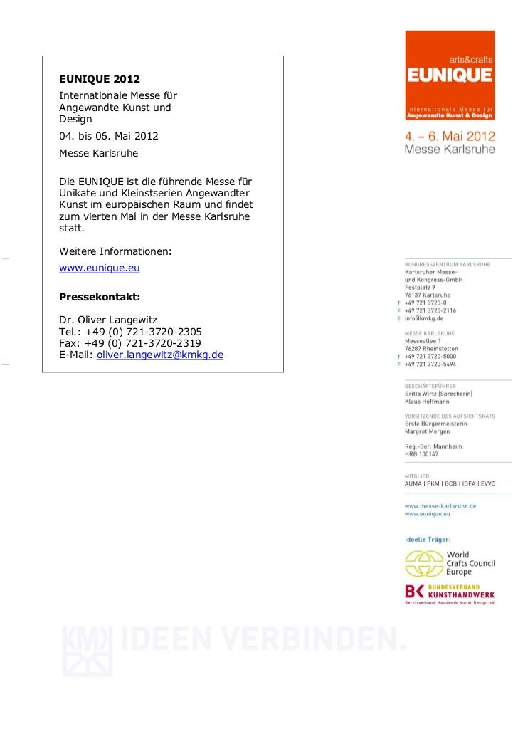 PM03 - EUNIQUE 2012 kooperiert mit BK.pdf Slide 3