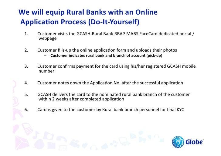 RRT 2010 - RBAP-GCASH Face Card