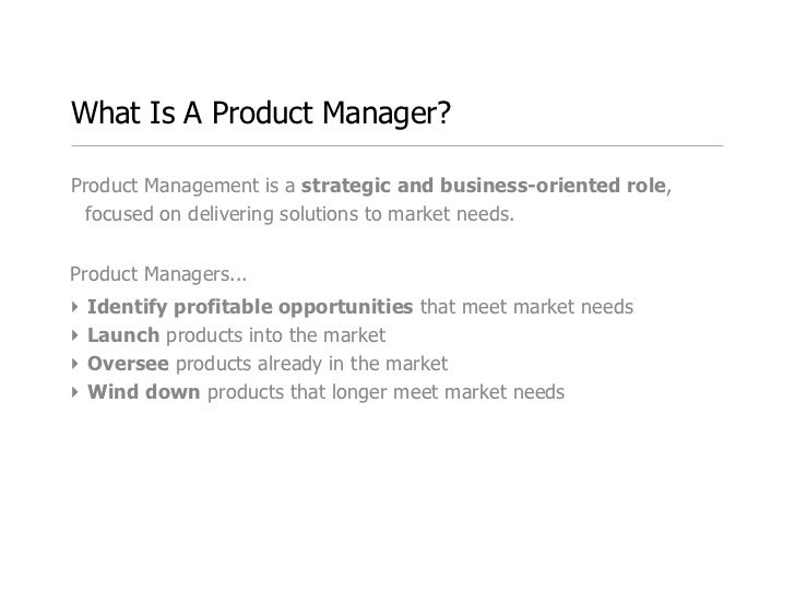 Captivating ... 2. What Is A Product Manager? ... Pictures Gallery