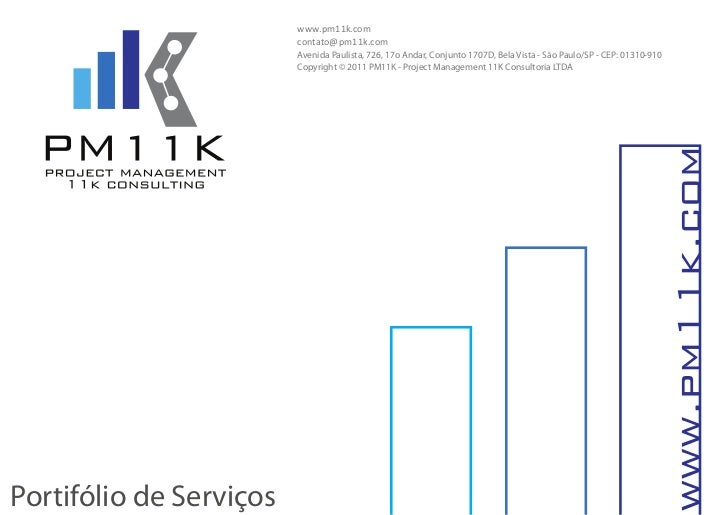 www.pm11k.com                         contato@pm11k.com                         Avenida Paulista, 726, 17o Andar, Conjunto...