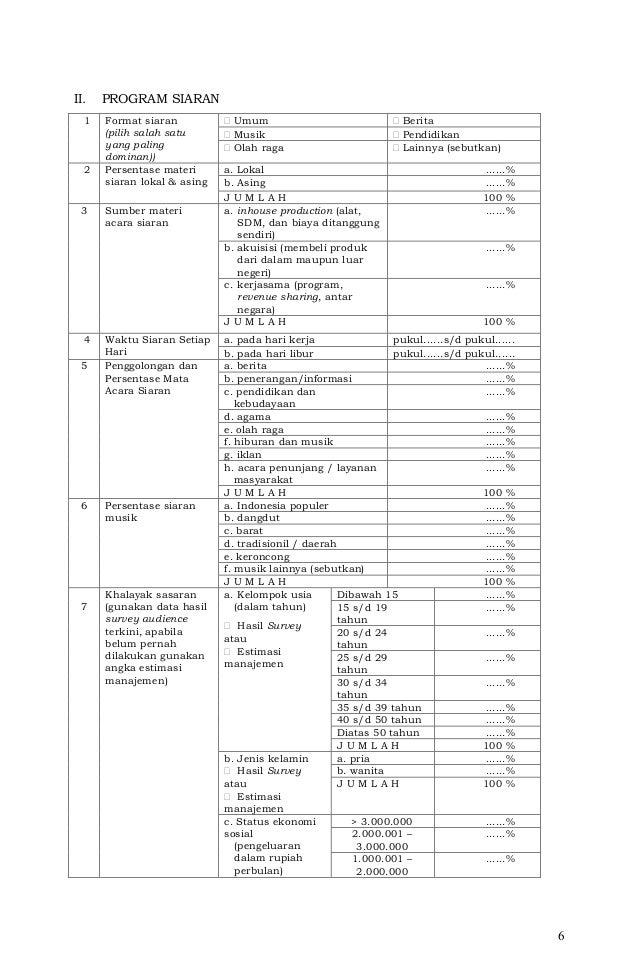 Peraturan Menteri Kominfo No. 28 Tahun 2013 tentang Tata