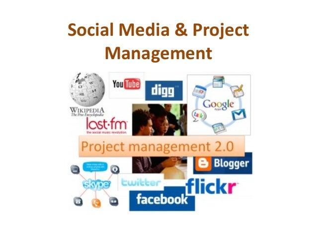 social media project topics