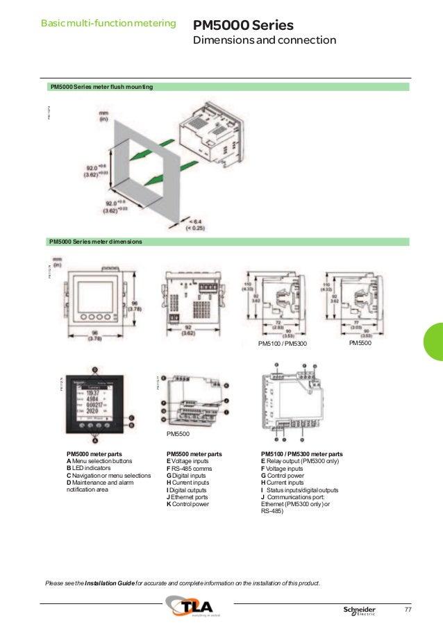 pm5000 series cat voltage meter diagram dual battery voltage meter wiring diagram
