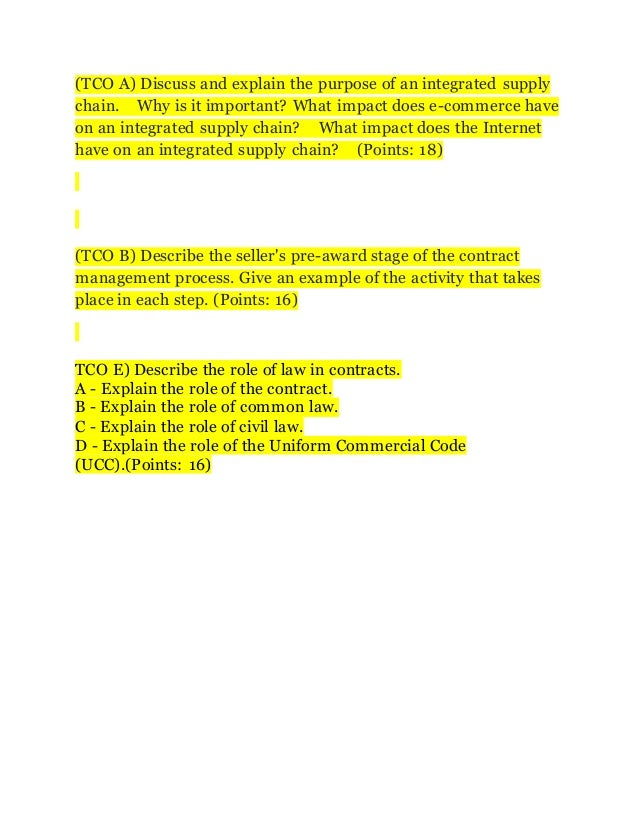 Pm 598 final exam
