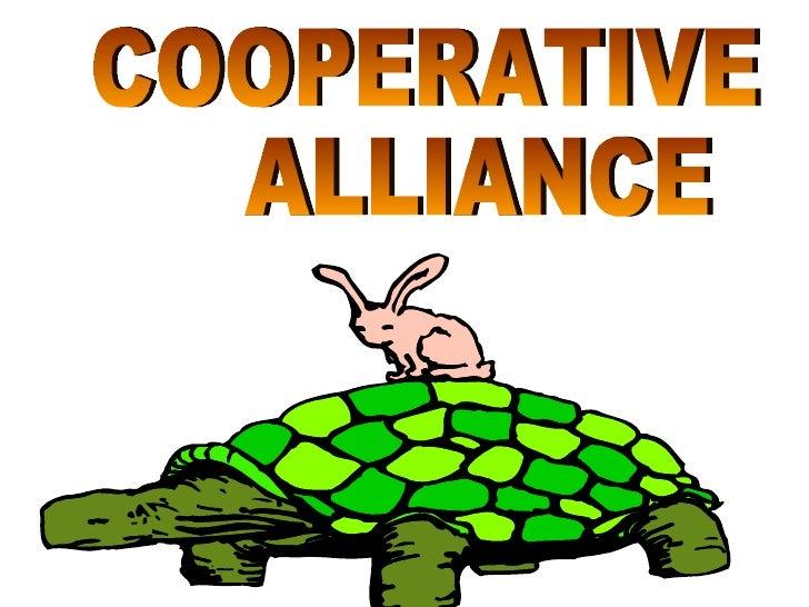 COOPERATIVE ALLIANCE