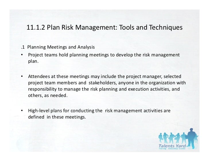 project risk management pmbook pdf