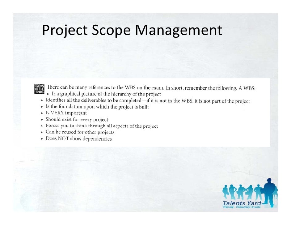 Pmbok 4th edition chapter 5 project scope management waterproof matches 51 fandeluxe Images