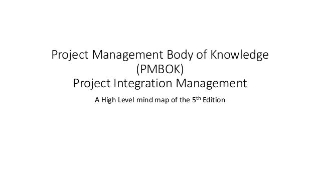 project management body of knowledge 5th edition pdf download