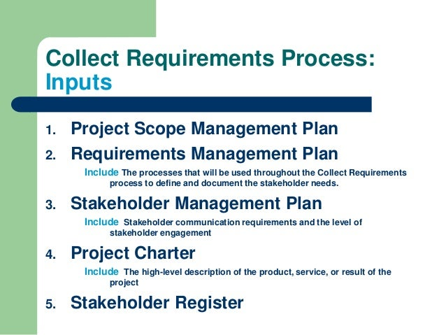 pmbok integration and scope management It further elaborates on the scope statement,  and motivating people is part of the project management body of knowledge  project integration management:.