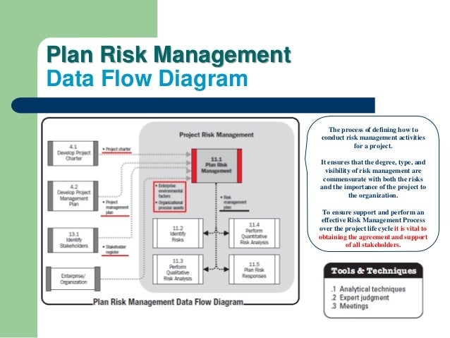 project risk management knowledge area