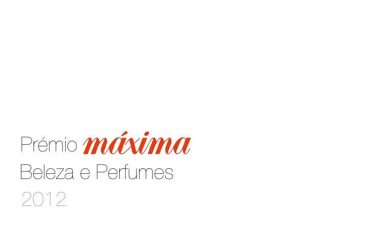 PrémioBeleza e Perfumes2012