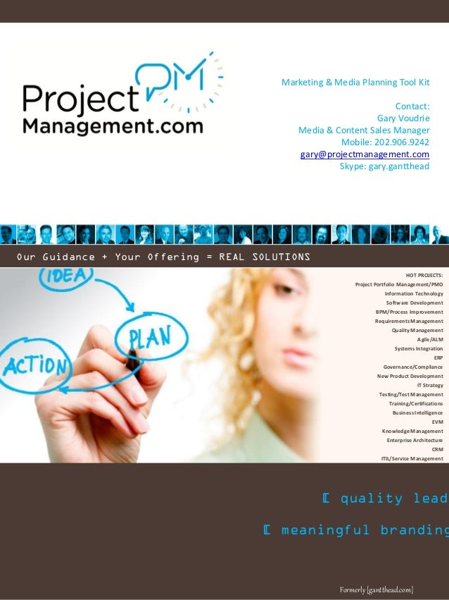 Marketing & Media Planning Tool Kit                                                                  Contact:             ...