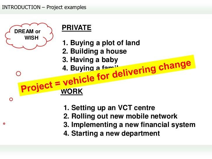 House building project management course