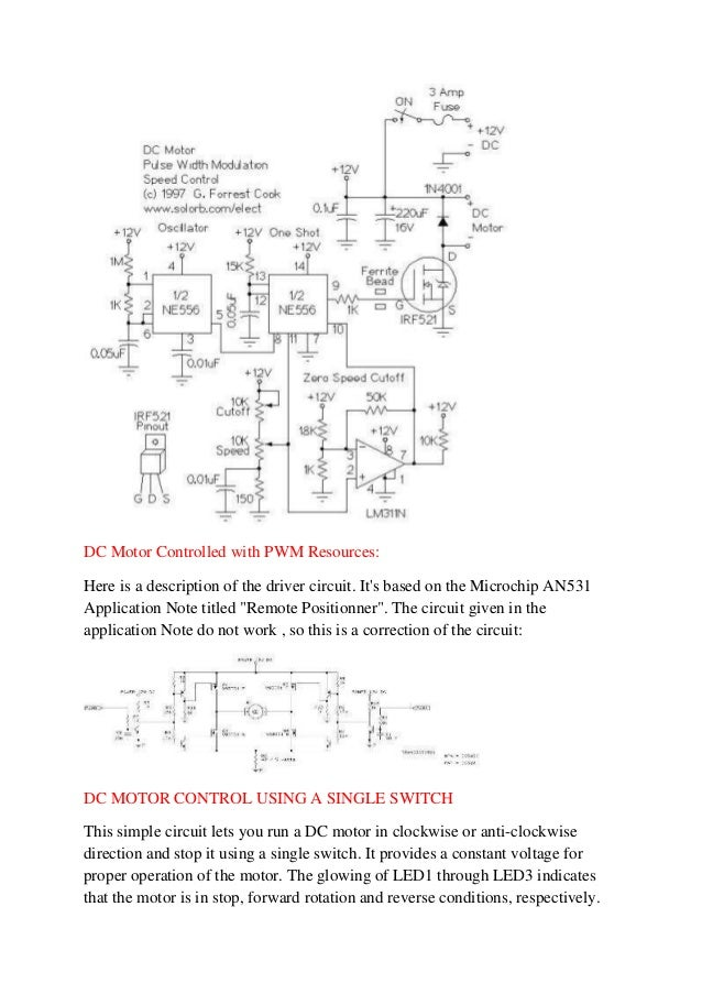 Permanent magnet dc motors 26 bidirectional dc motor sciox Gallery