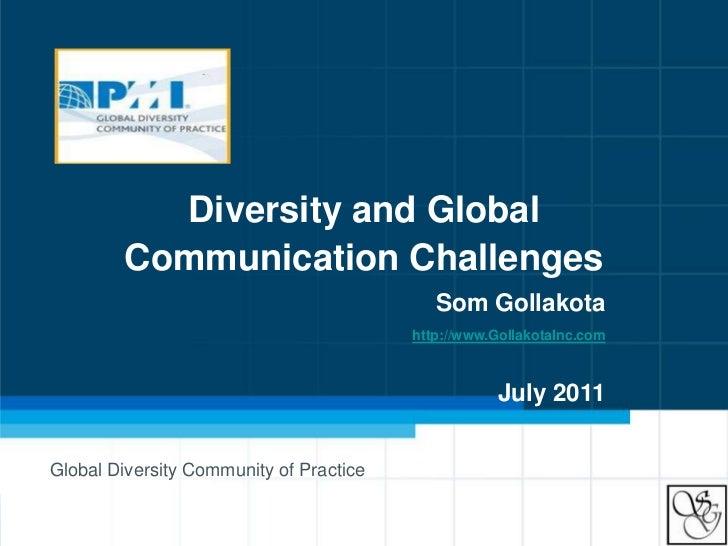 Diversity scheme