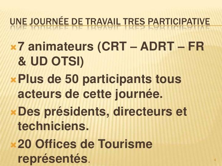 D fis et nouveaux m tiers en office de tourisme - Office de tourisme emploi ...