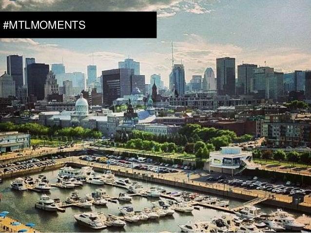 PMF 2013 | Office de Tourisme de Montréal | Précurseur du e-marketing éditorial et collaboratif