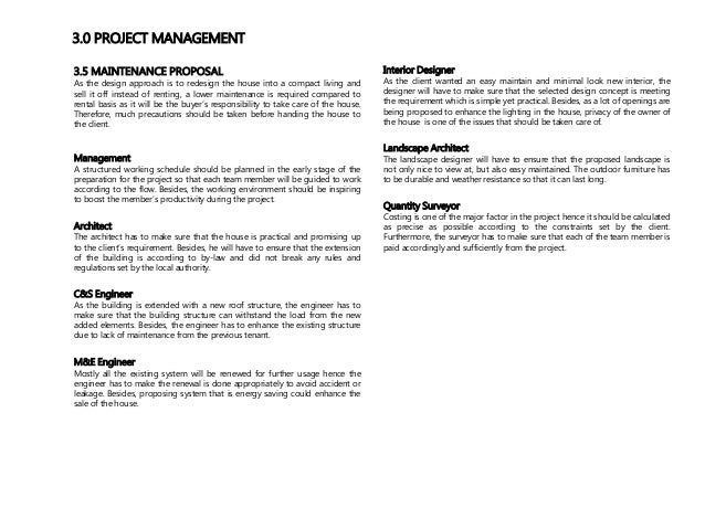 arc 3612 project management project 1 defining and documenting a re