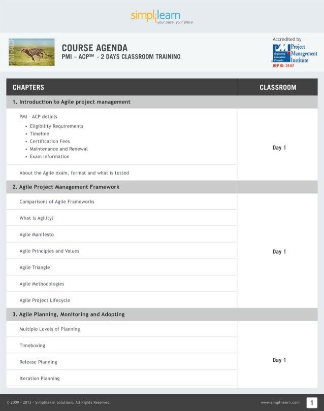 PMI-ACP Exam Resources   Cape Project Management, Inc.