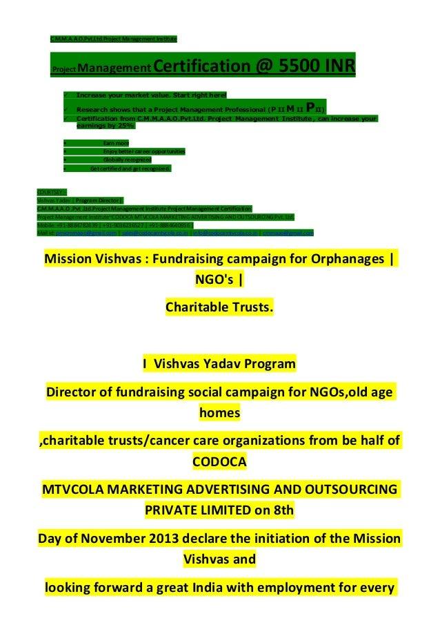 Pmi pmbok-resume template-12 Slide 2