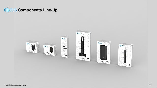76 Components Line-Up Note: Reference images only