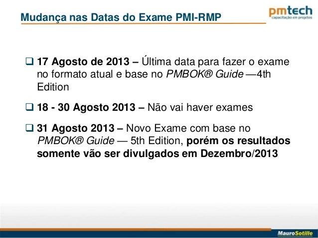 Pmi rmp study guide