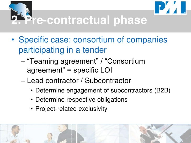 Contractual aspects of project management platinumwayz