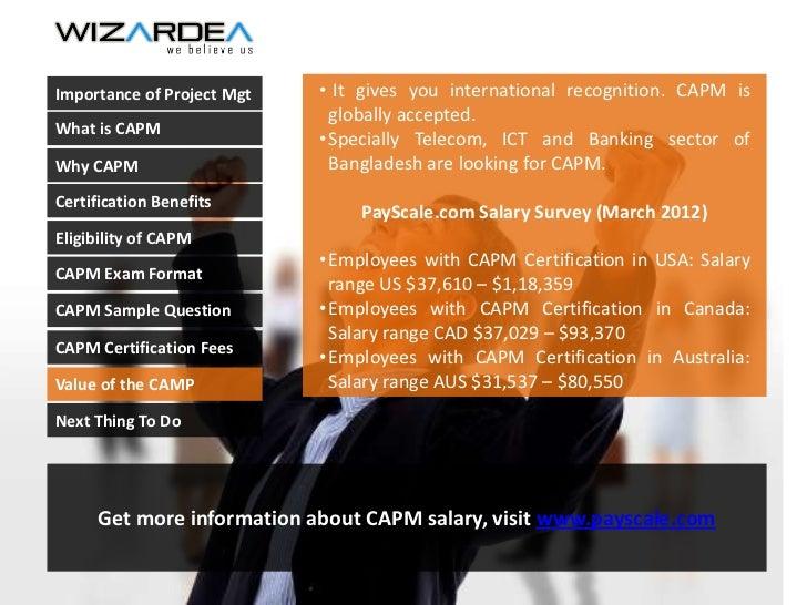 PMI CAPM Overview