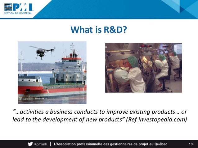 Creating Successful R&D Proposals To Benefit Small And Medium Enterpr…