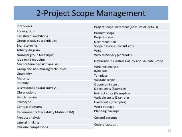 Pmi dec 13 1 project integration management 33 34 ccuart Gallery