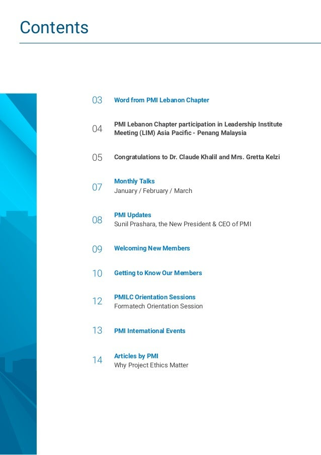 PMI Global Conference 2019: Schedule