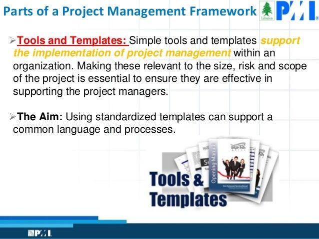 19 Parts Of A Project Management Framework