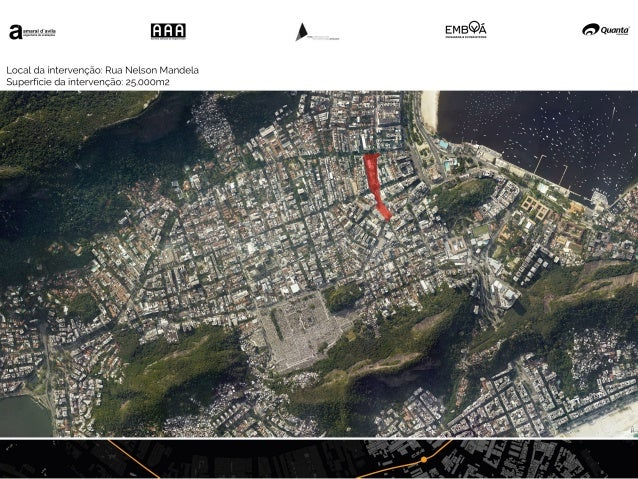 Masterplan Parque Linear Nelson Mandela Slide 2