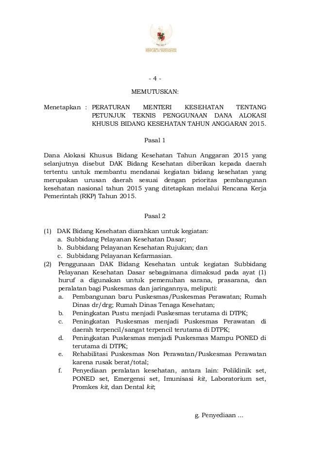 ANALISIS KEBIJAKAN JAMPERSAL BERDASARKAN PERMENKES NO.2562/MENKES/PER/XII/2011