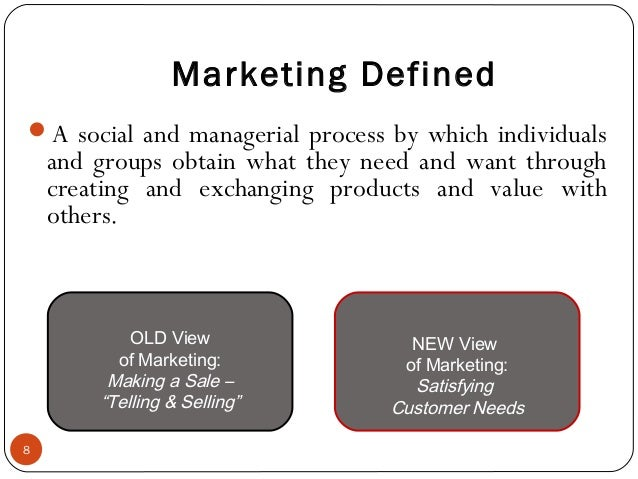 defining marketing When does culture matter in marketing research explores the circumstances under which culture influences consumer-purchasing decisions november 1, 2005 | by alice.