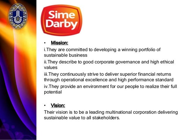 vision mission statement of nestle malaysia Our mission, vision and values are inspired by the spirit of our founders paterson and zochonis they're real and lived by our people and in the way we do business every day.