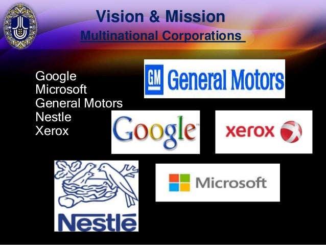 mission vision and goals of nestle company Our vision and mission why we do  the 2030 wrg aims to contribute to the  united nations' sdgs of ending extreme poverty growing strong, inclusive, and.