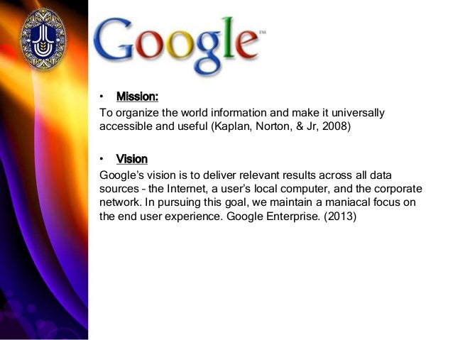 Microsoft's Mission Statement & Vision Statement (An Analysis)