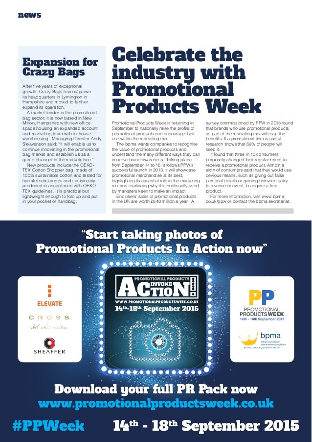 Product Media Magazine: July - August