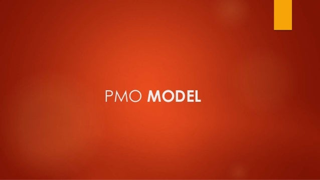 PMO MODEL