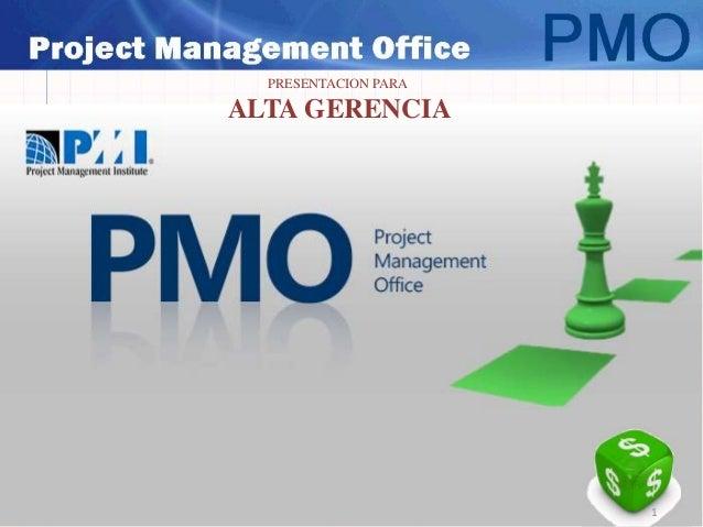 Pmo oficina de gestion de proyectos for Oficina de proyectos